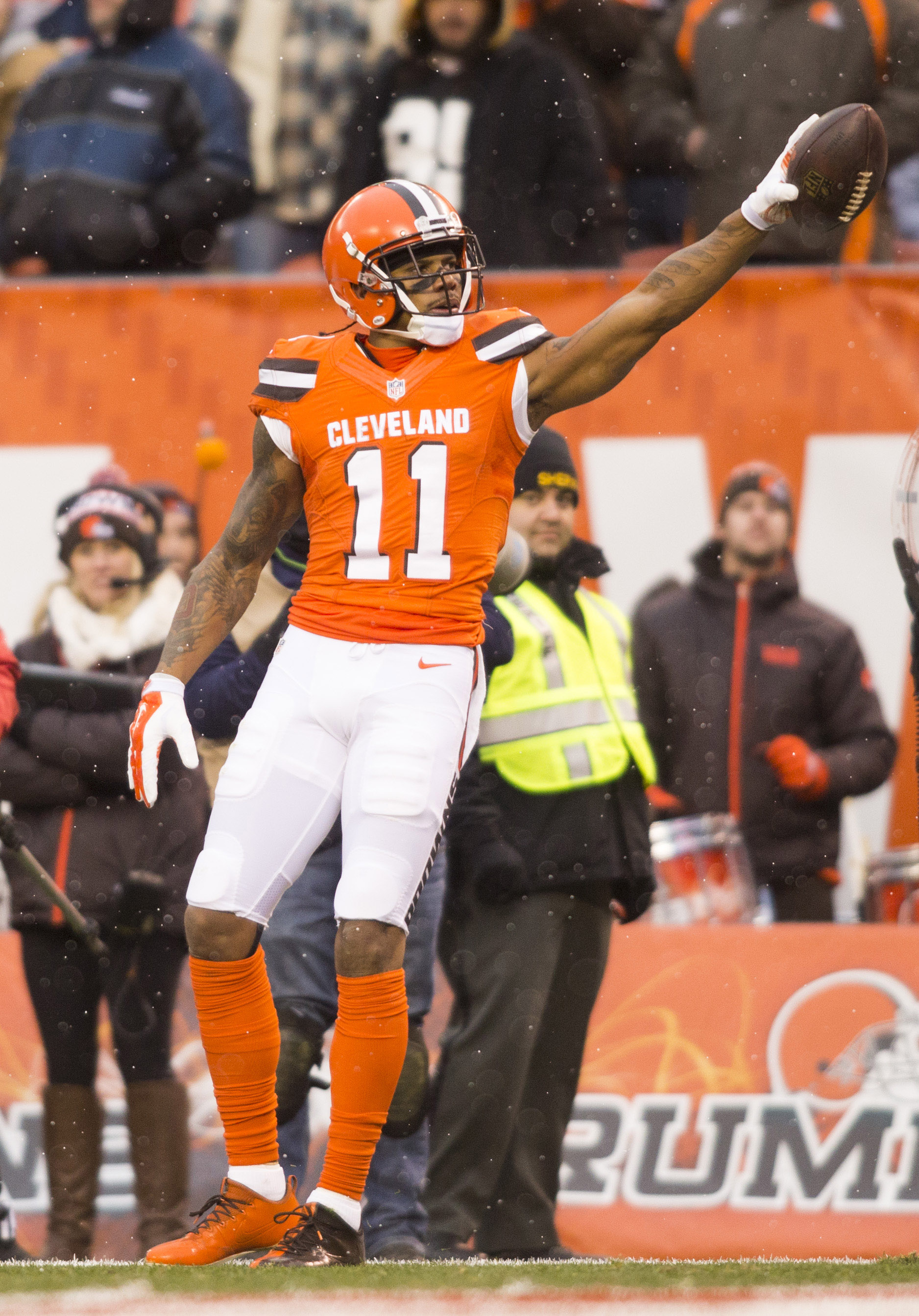 Browns Tried To Trade For Terrelle Pryor