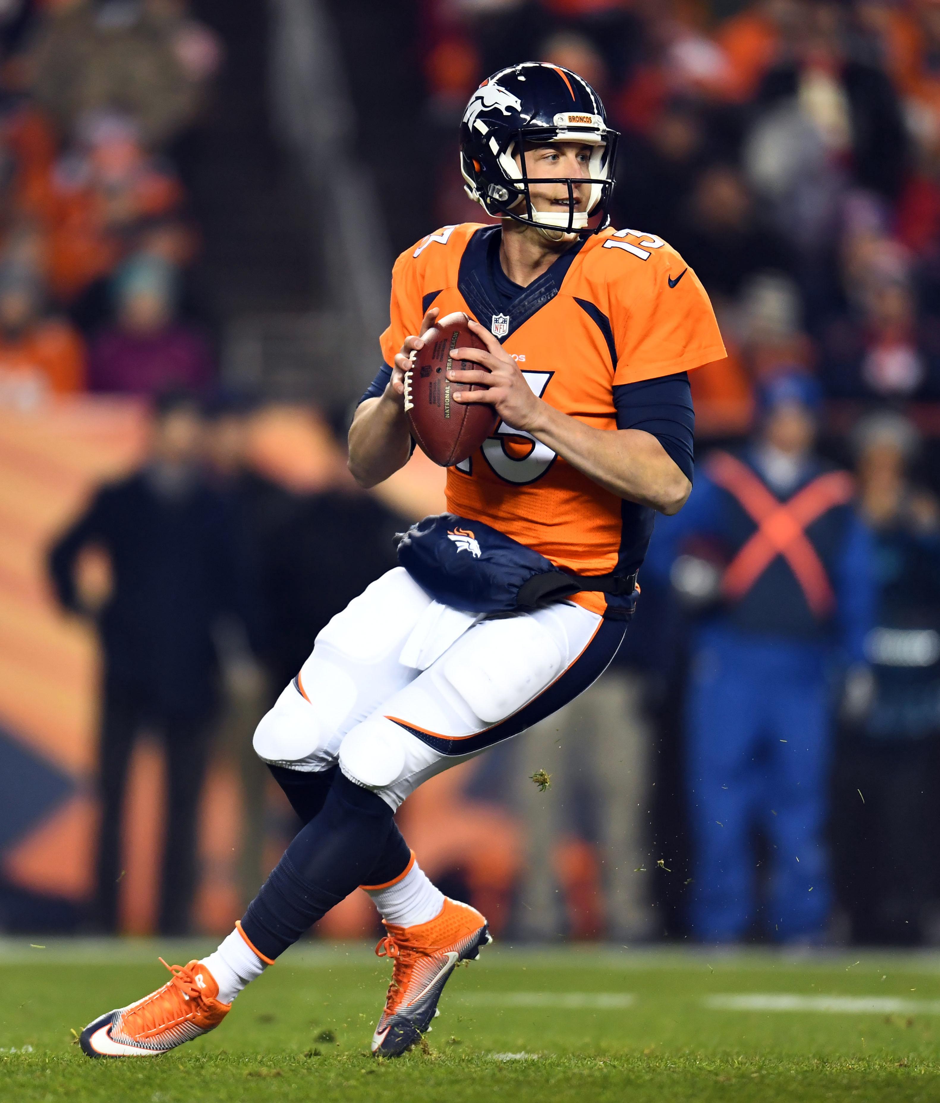 Broncos Name Trevor Siemian Starting QB