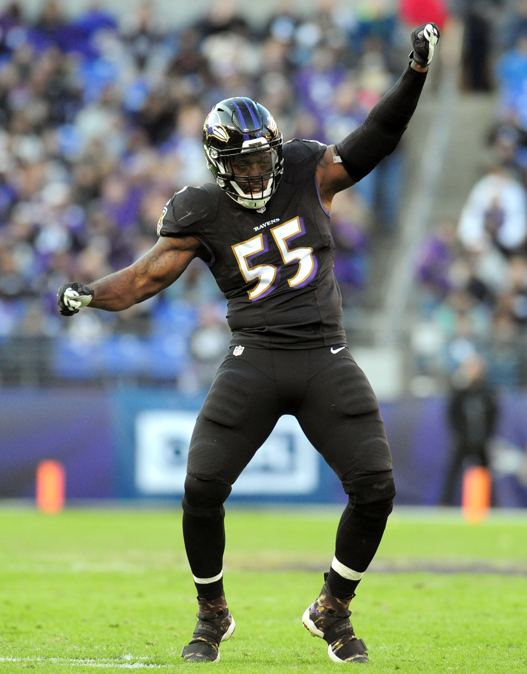 Ravens To Bring Terrell Suggs Back In 2017
