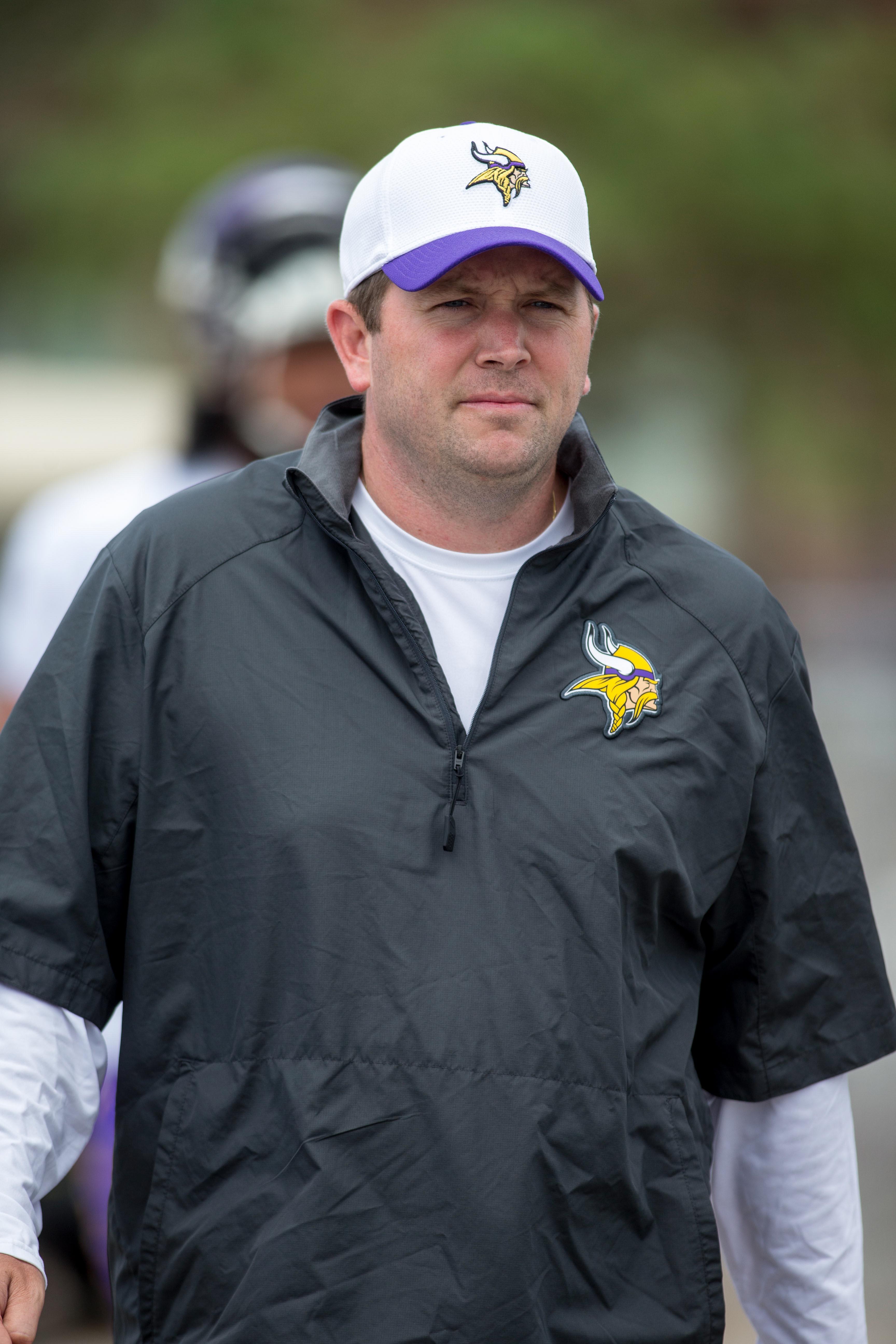 Norv Turner Vikings