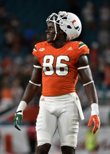 David Njoku (Vertical)
