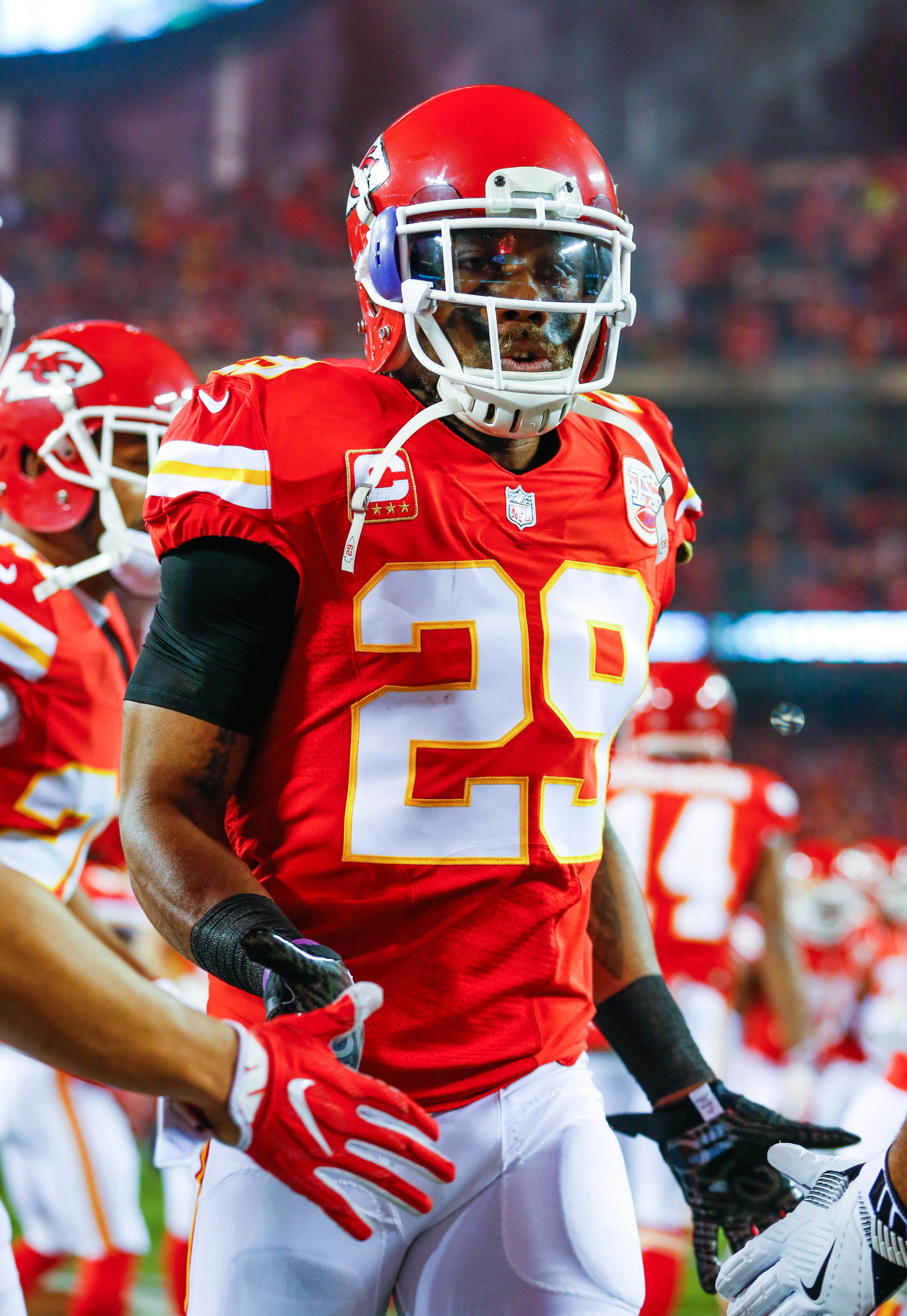 Chiefs Working To Re Sign Eric Berry