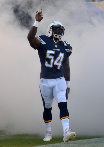 Melvin Ingram (Vertical)