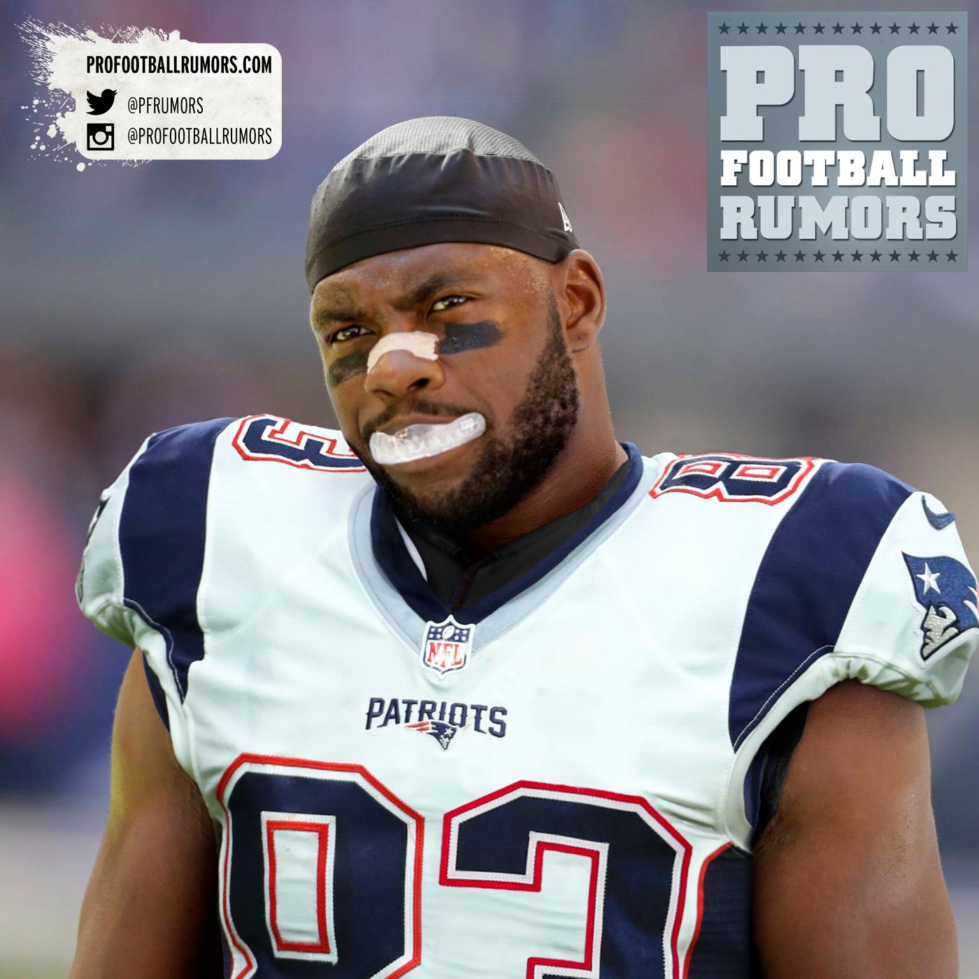 Patriots Acquire TE Dwayne Allen From Colts