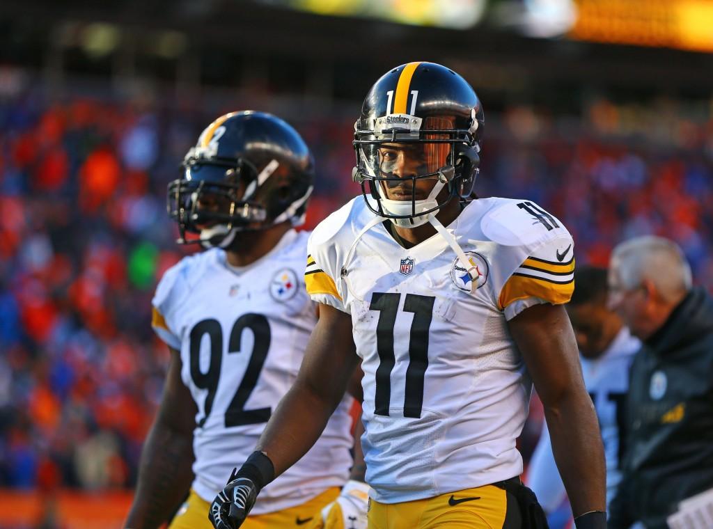 No Progress For Steelers, Markus Wheaton