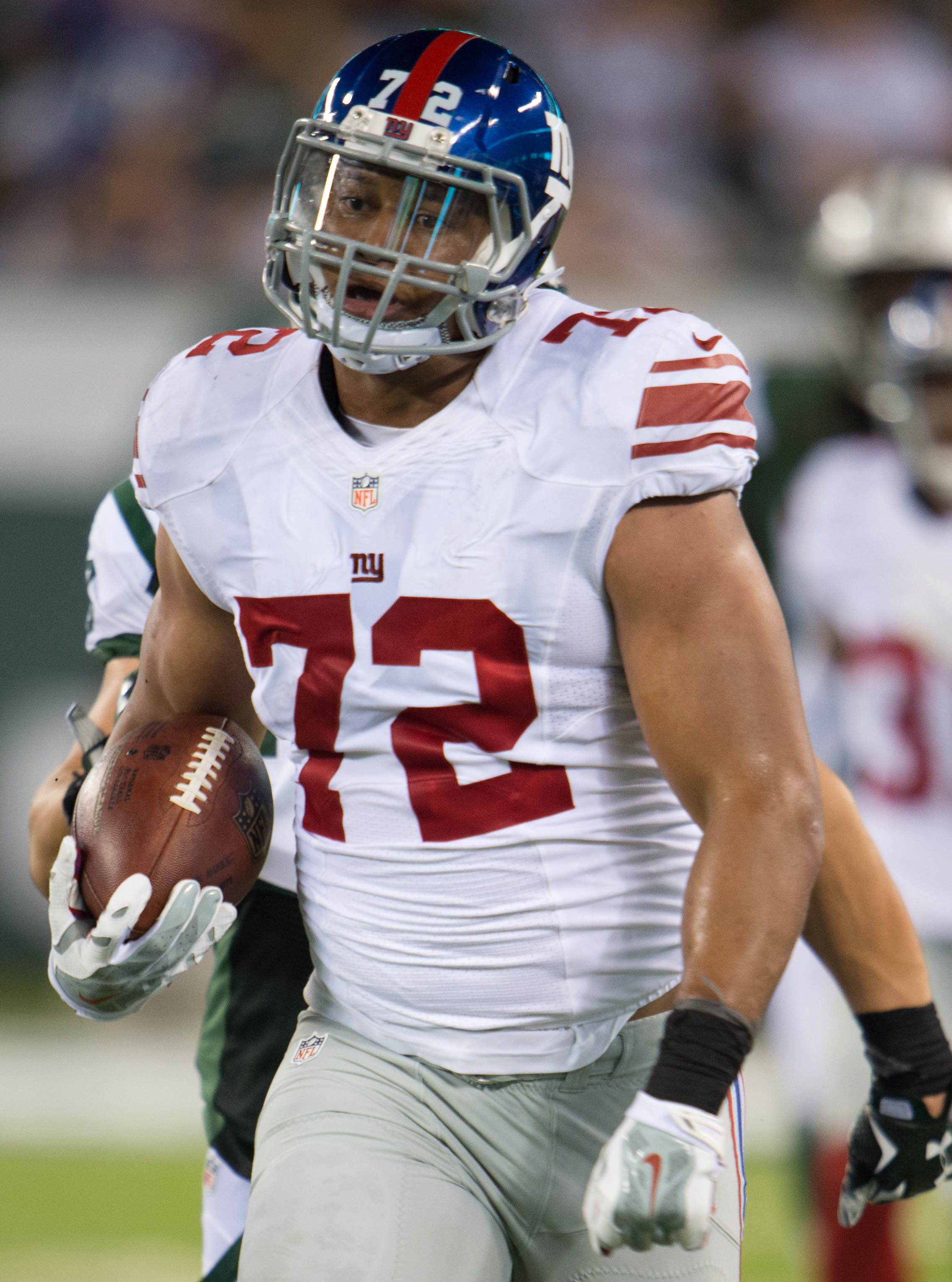Giants To Re-Sign Kerry Wynn