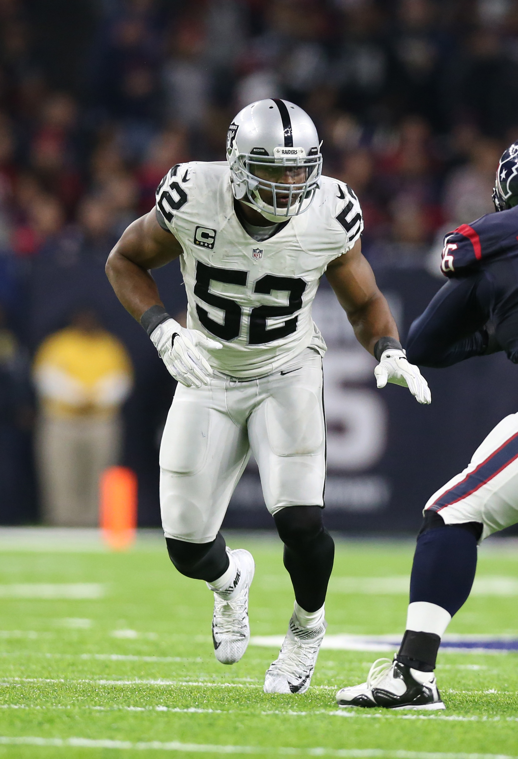 No Deal For Khalil Mack This Year