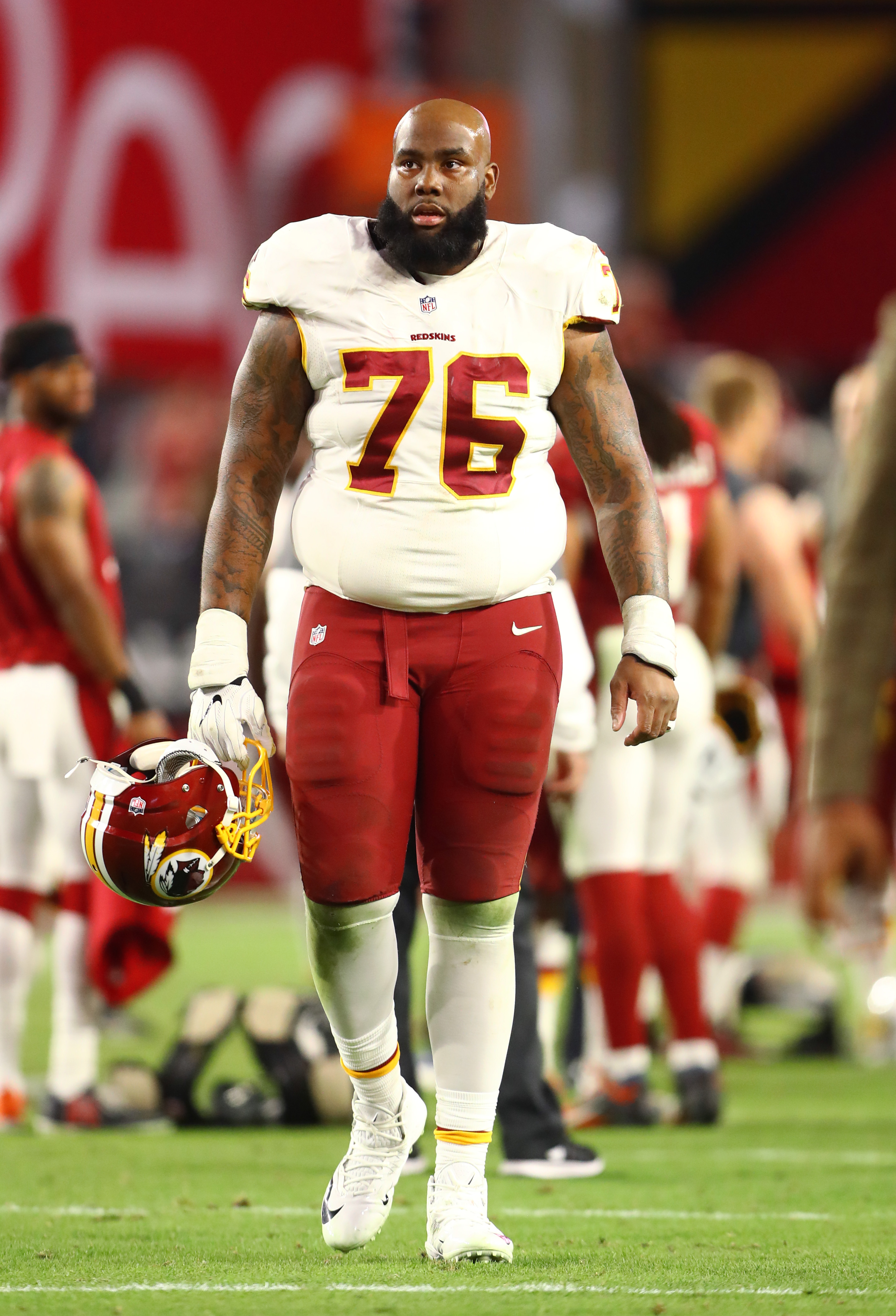 Redskins Morgan Moses Agree To Extension