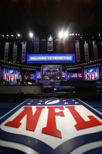 NFL Draft Generic Logo (Vertical)