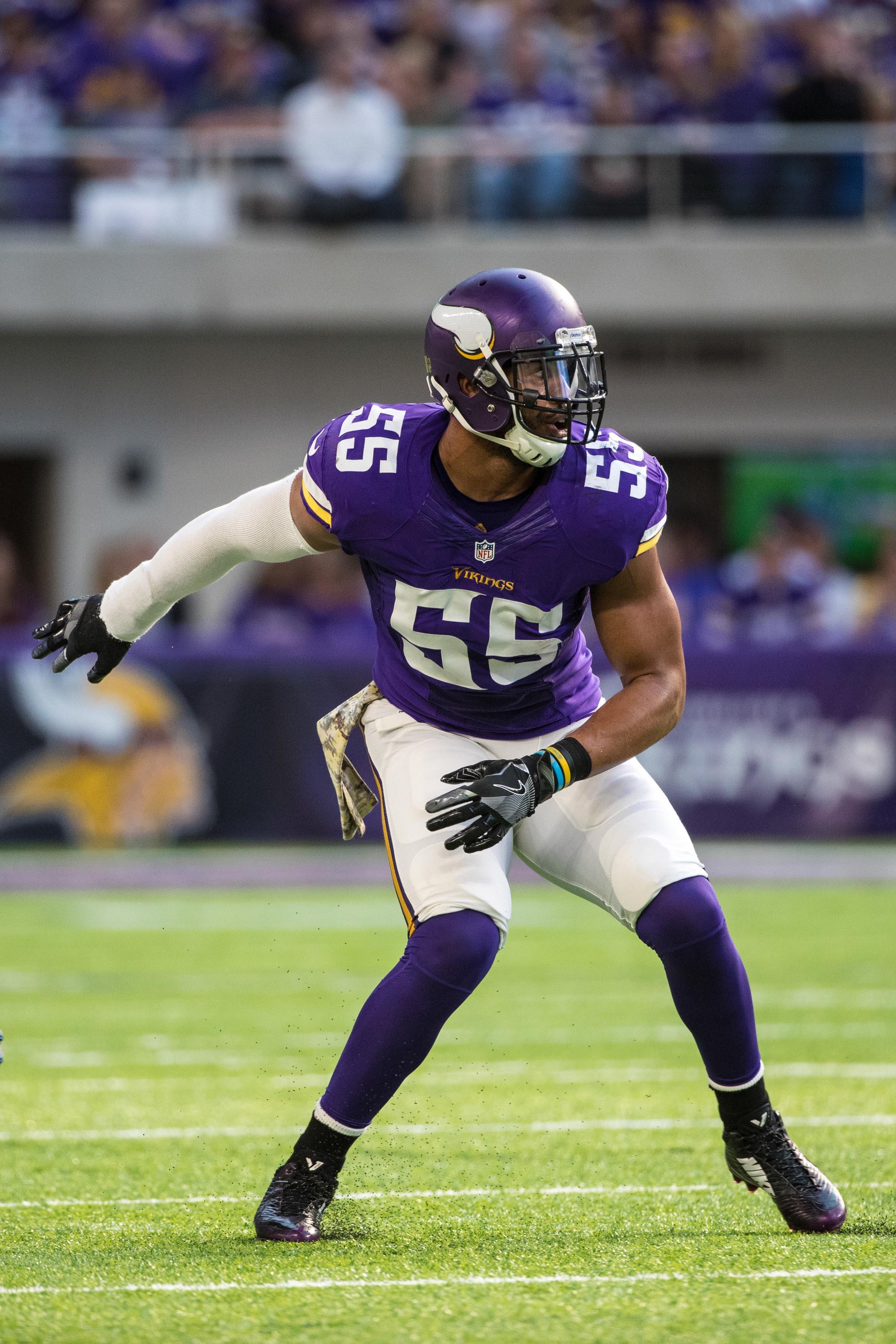 Vikings Xavier Rhodes Close Extension