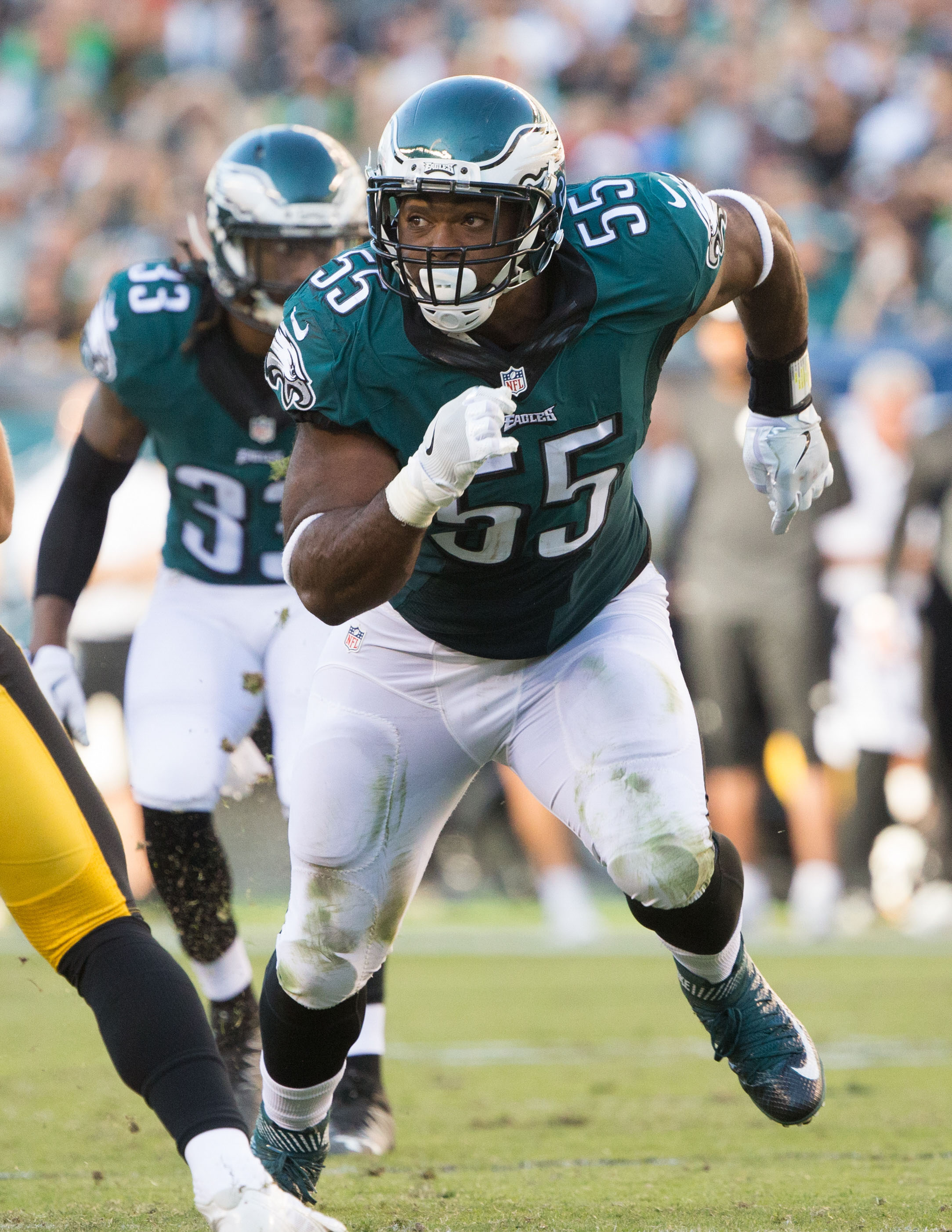 Eagles Working Brandon Graham Extension