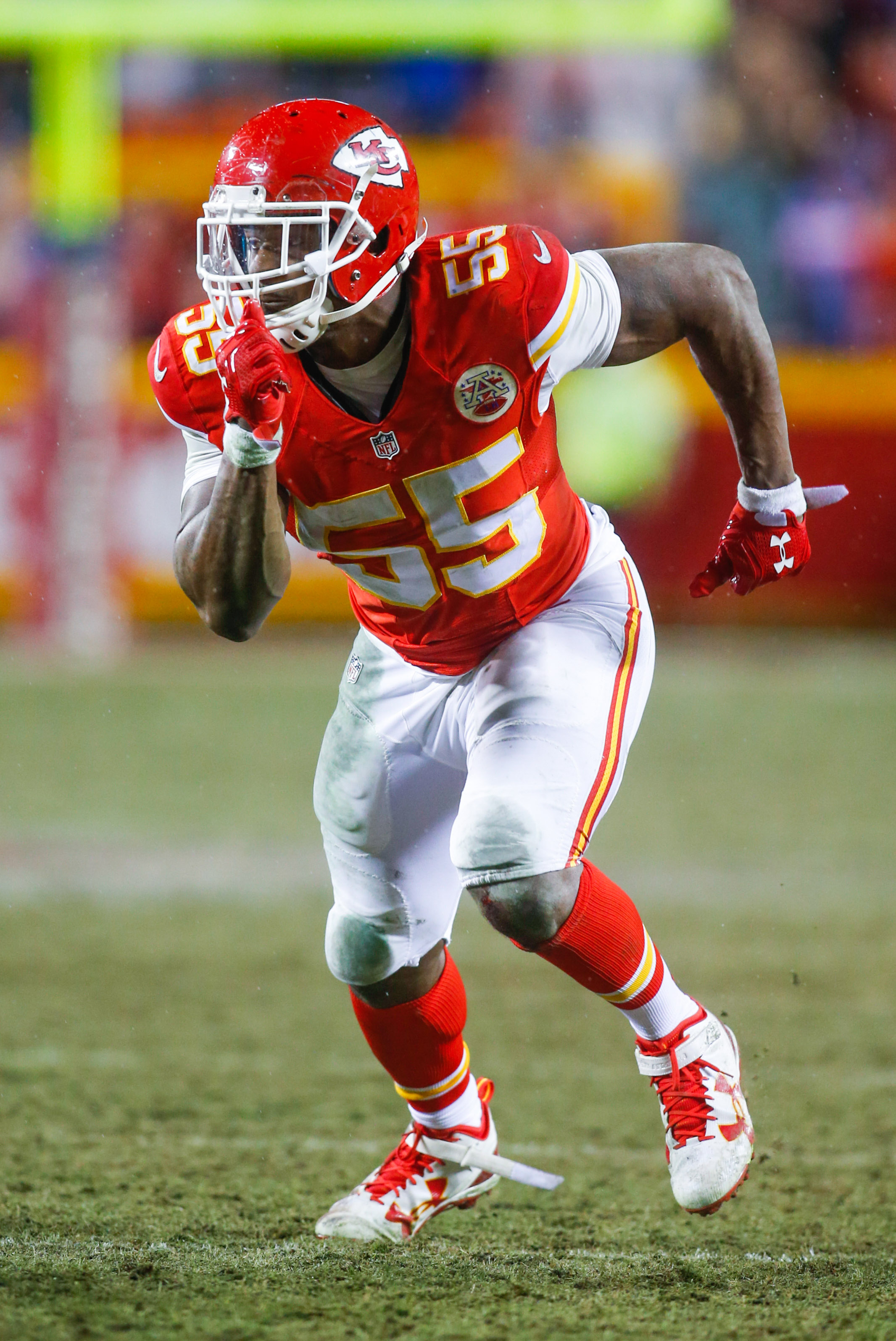 Chiefs Place Dee Ford IR