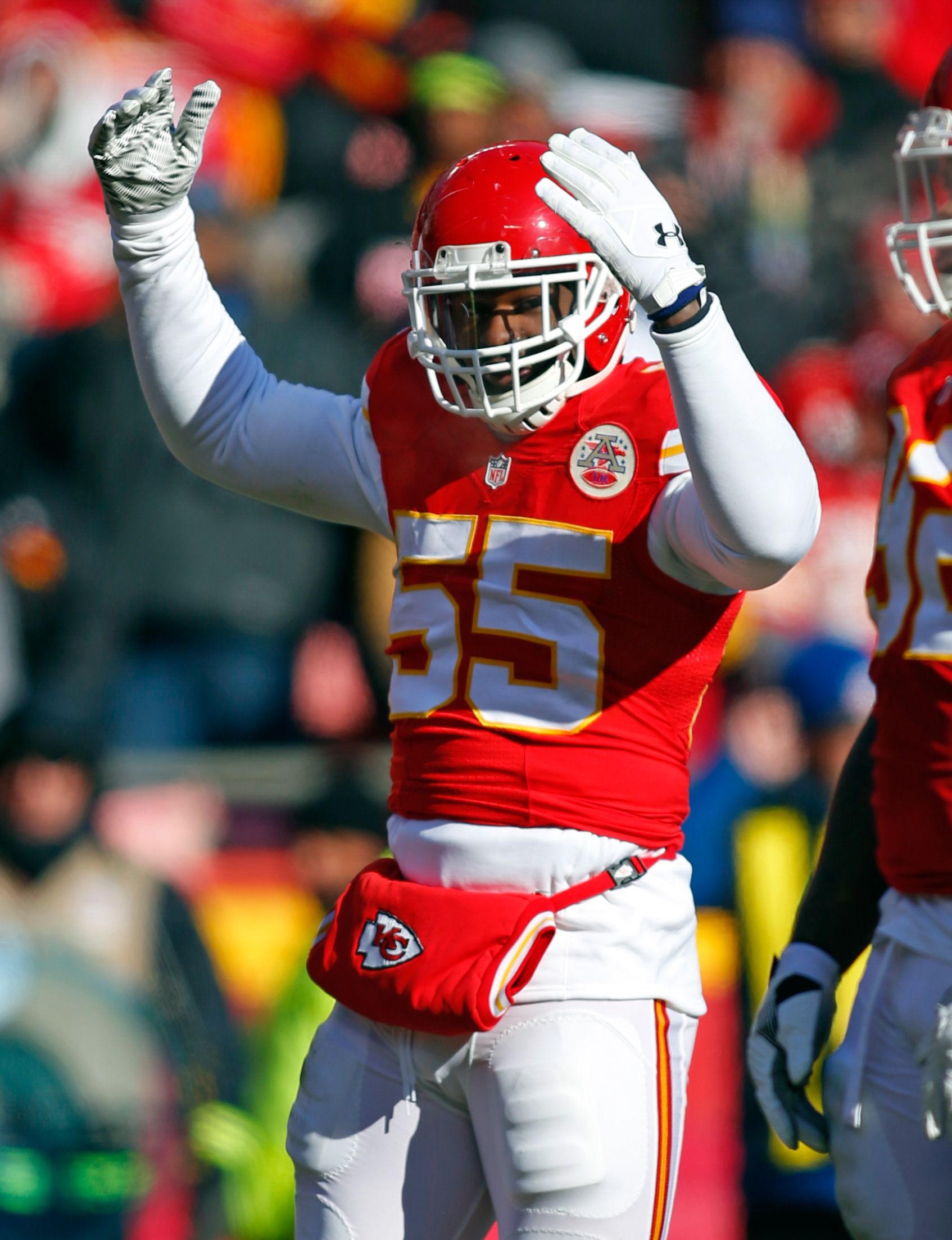 Chiefs Exercise Dee Ford s Option