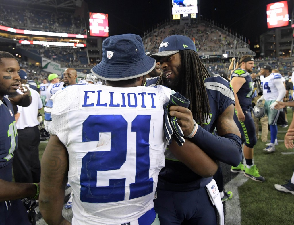Galerry Ezekiel Elliott Pro Football Rumors
