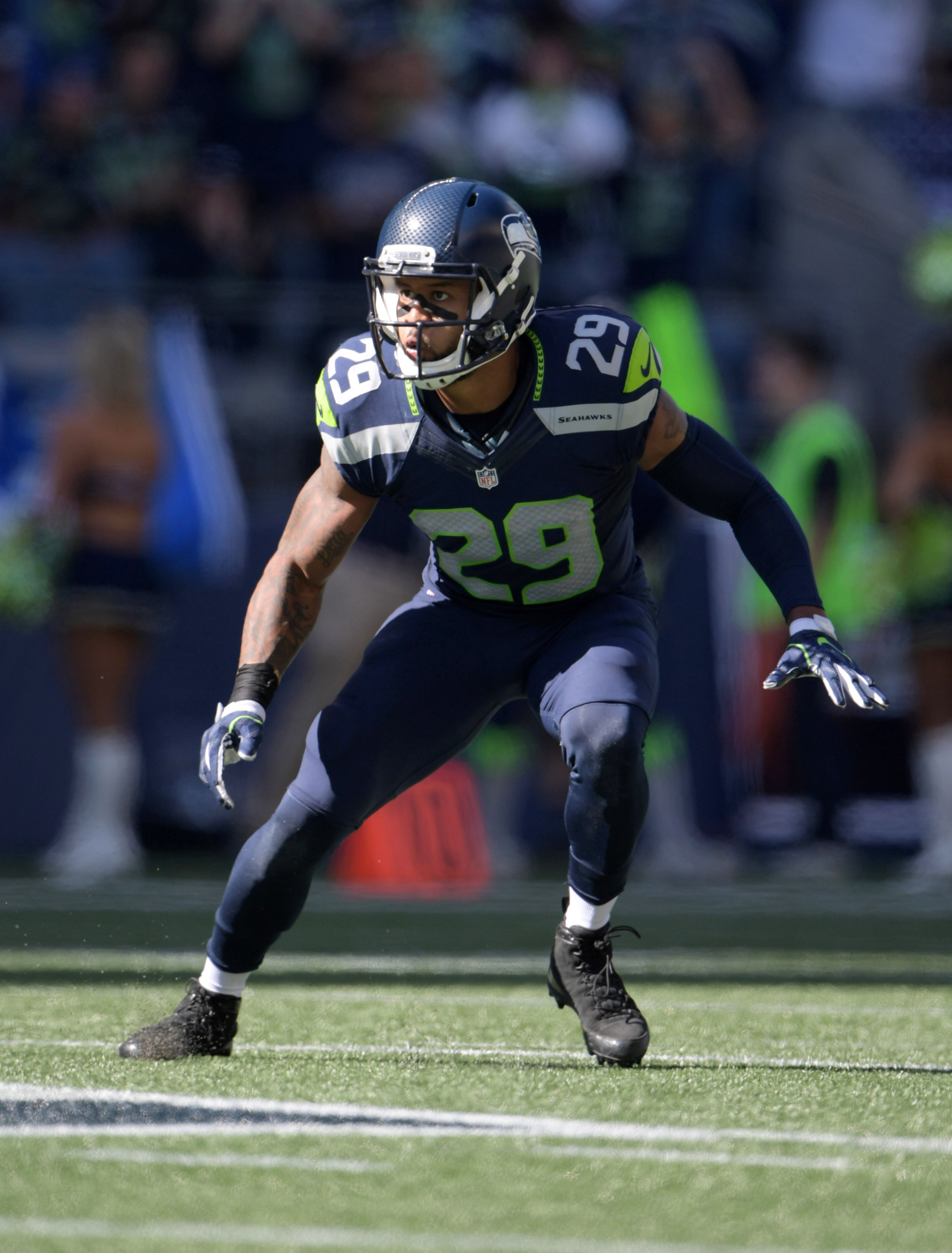 Seahawks Earl Thomas Could Miss Games