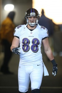 Dennis Pitta (vertical)