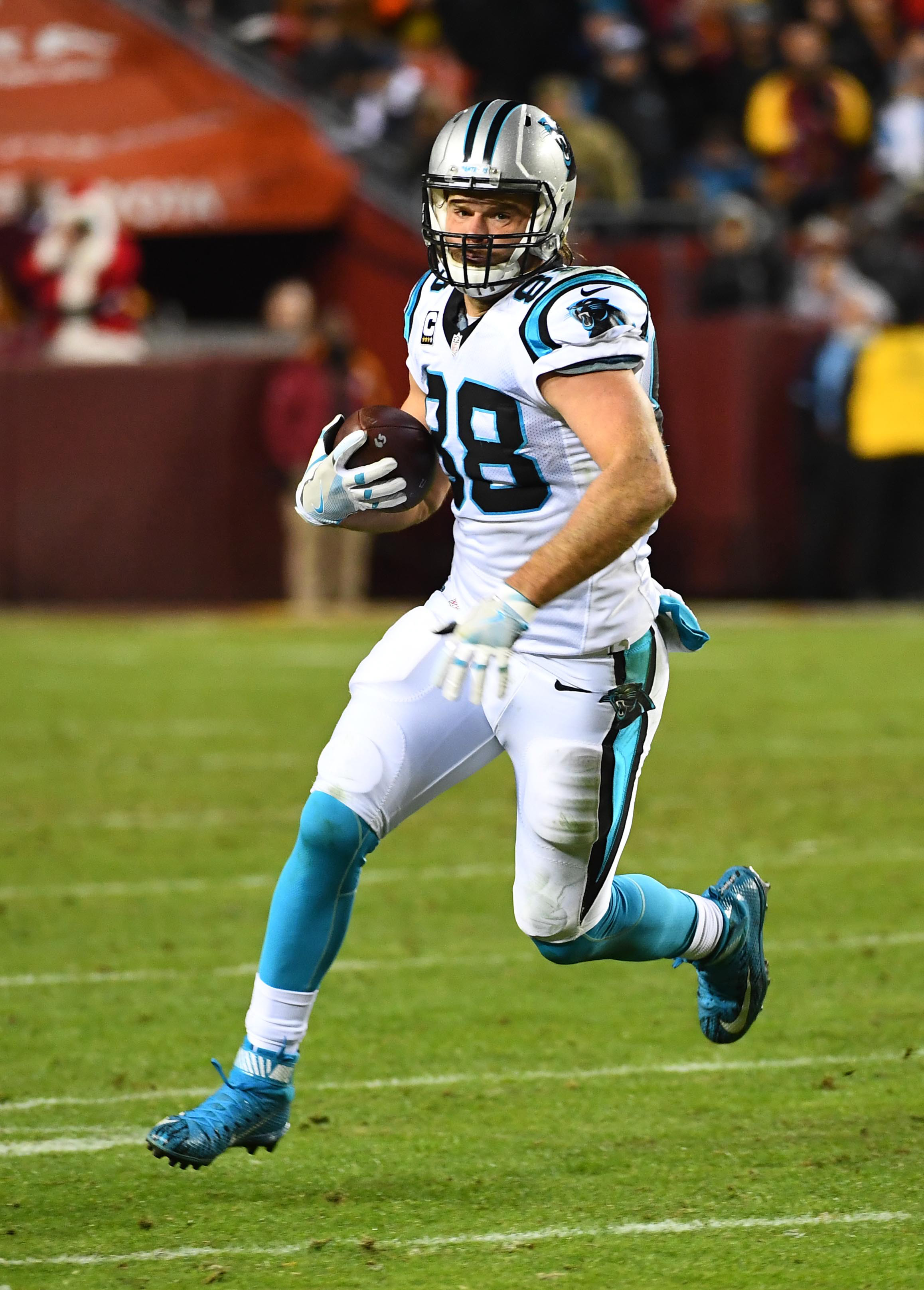 Panthers Greg Olsen Not Ruling Out Holdout