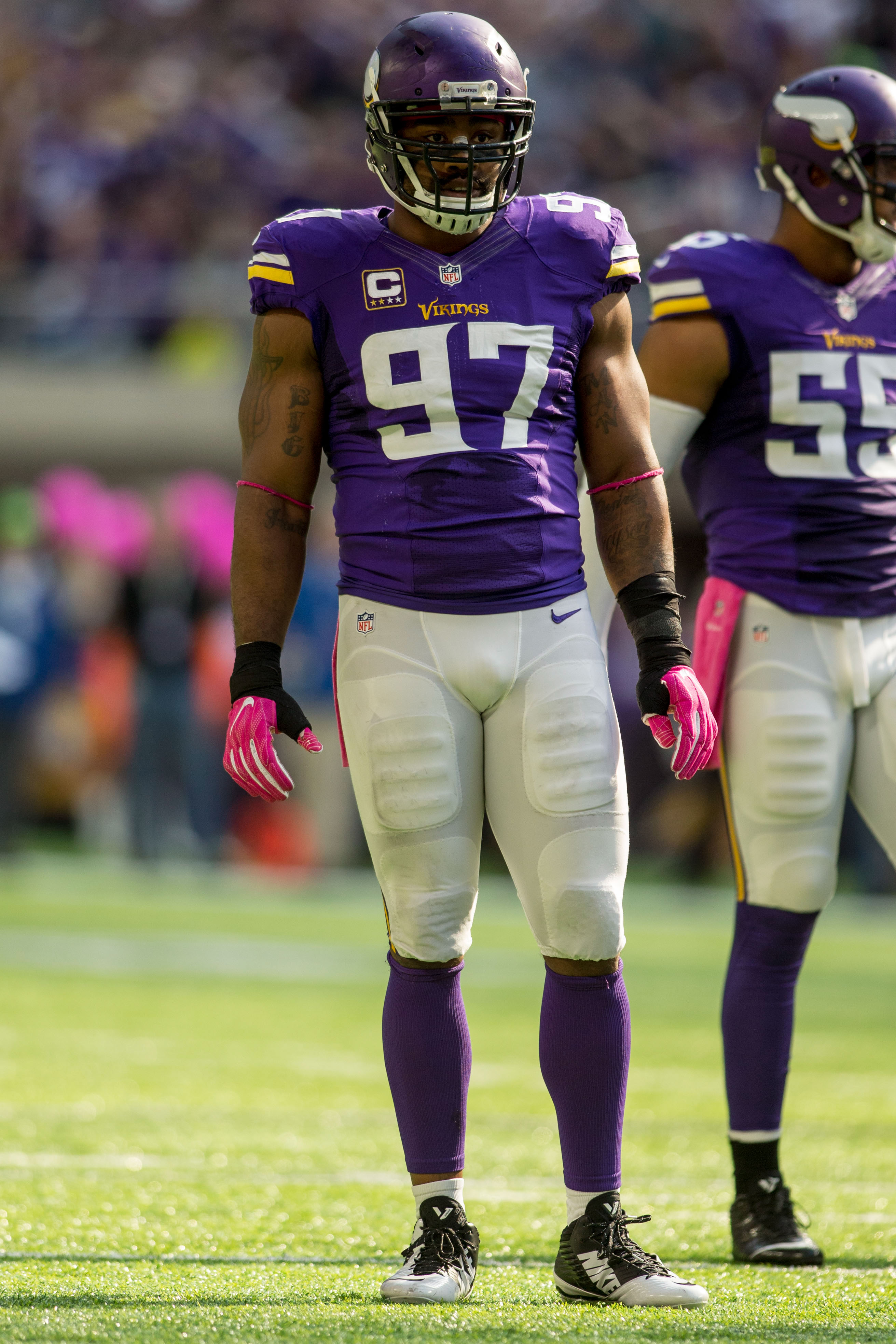 everson griffen - photo #23