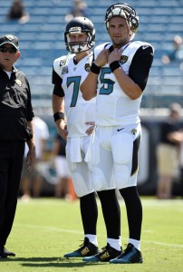 Chad Henne/Blake Bortles (Vertical)