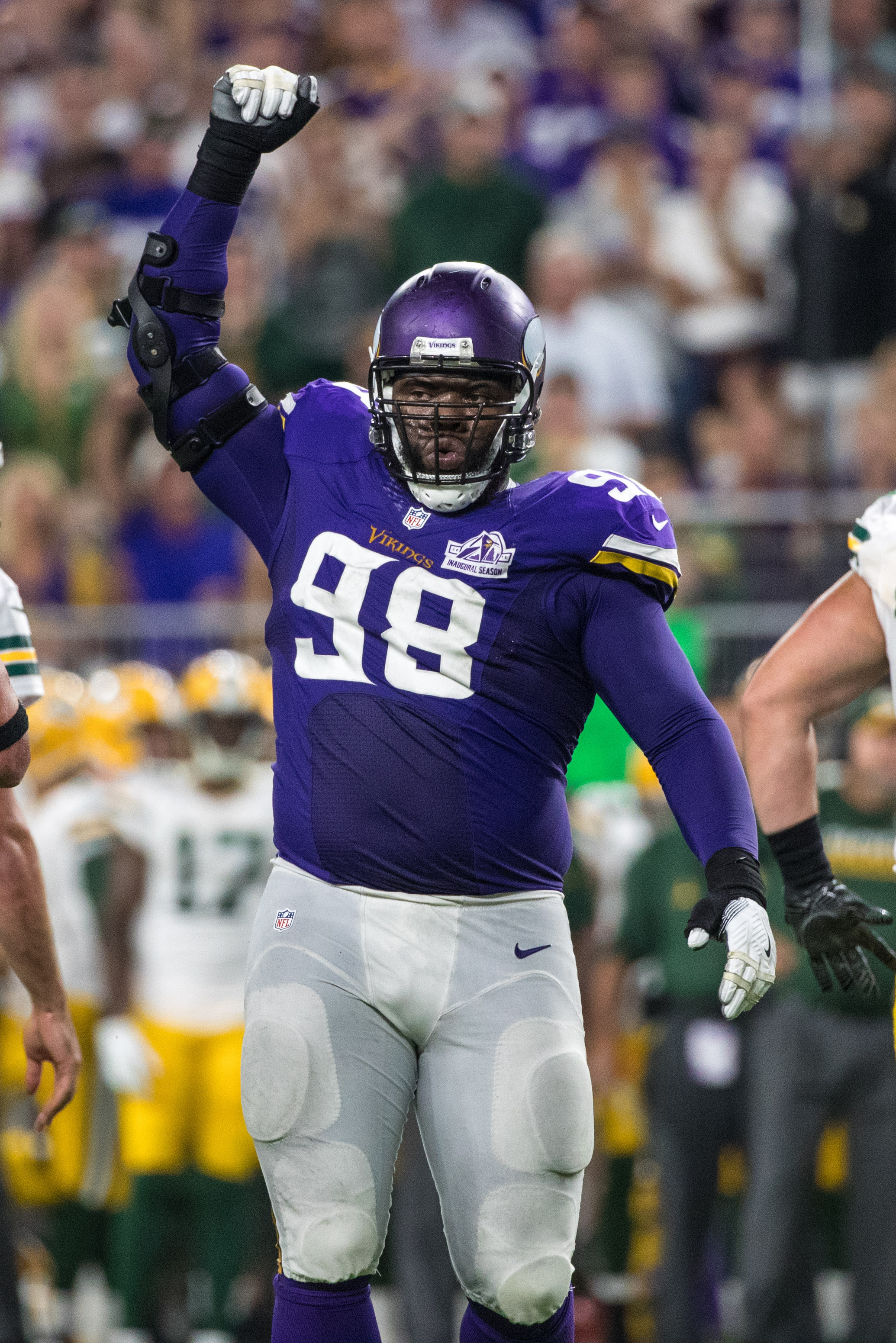 Vikings Linval Joseph Agree To Extension