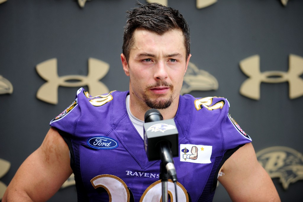 Ravens Activate Rb Danny Woodhead