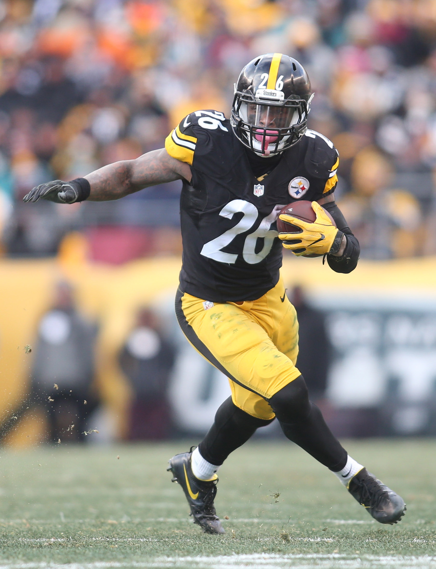 Le Veon Bell Reports To Steelers