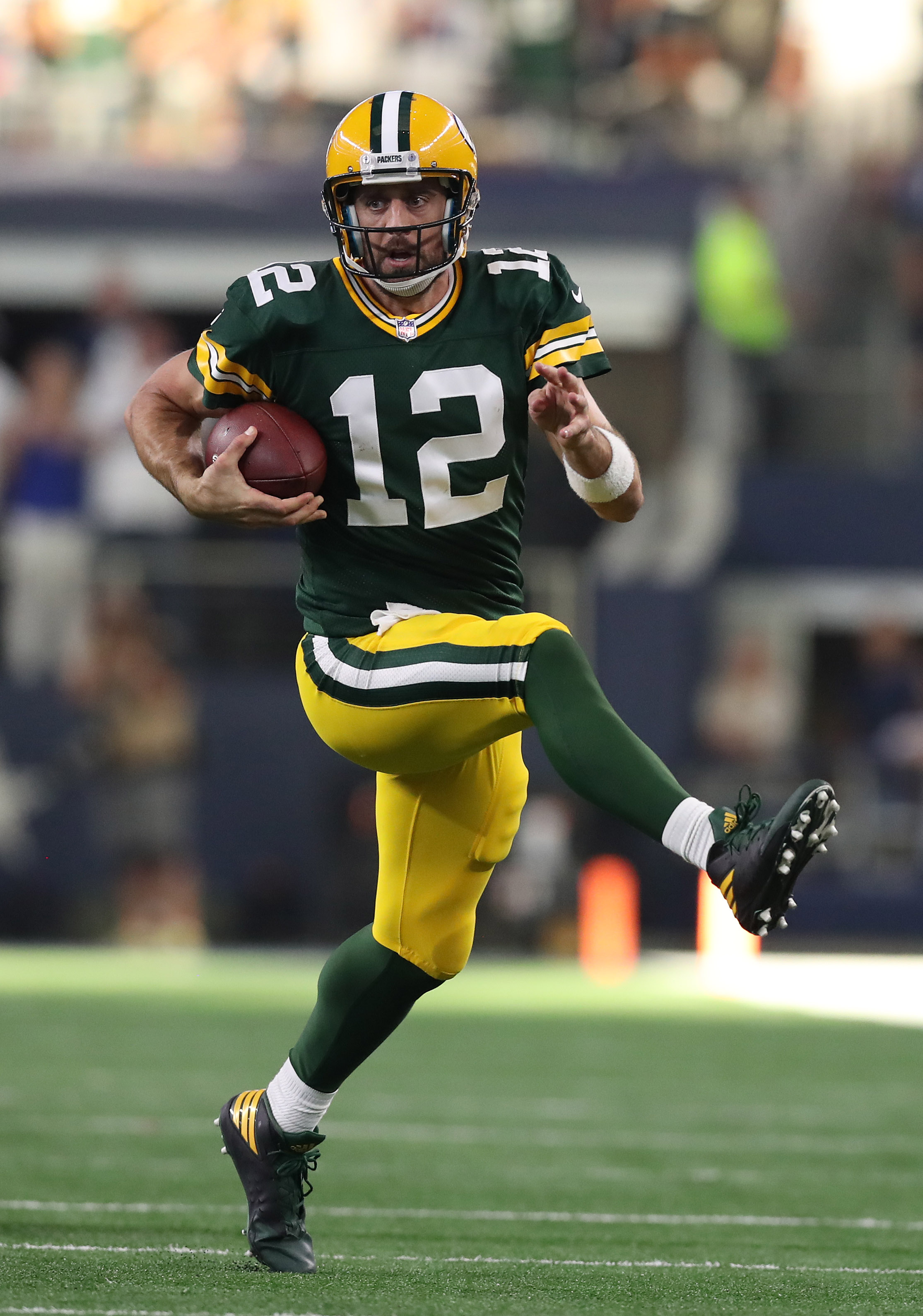 Packers Hoping For Aaron Rodgers Return