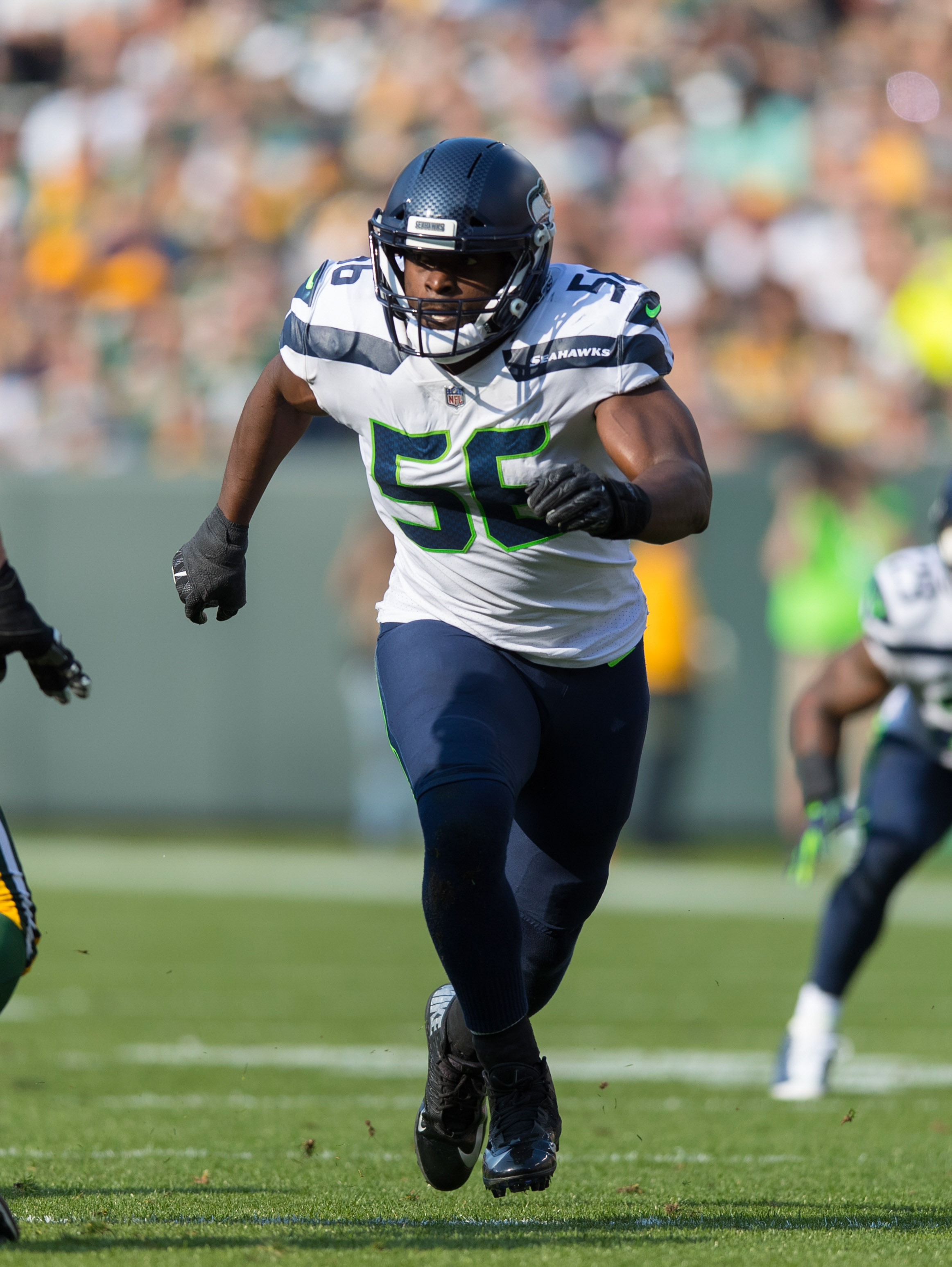 Seahawks To Place Cliff Avril IR