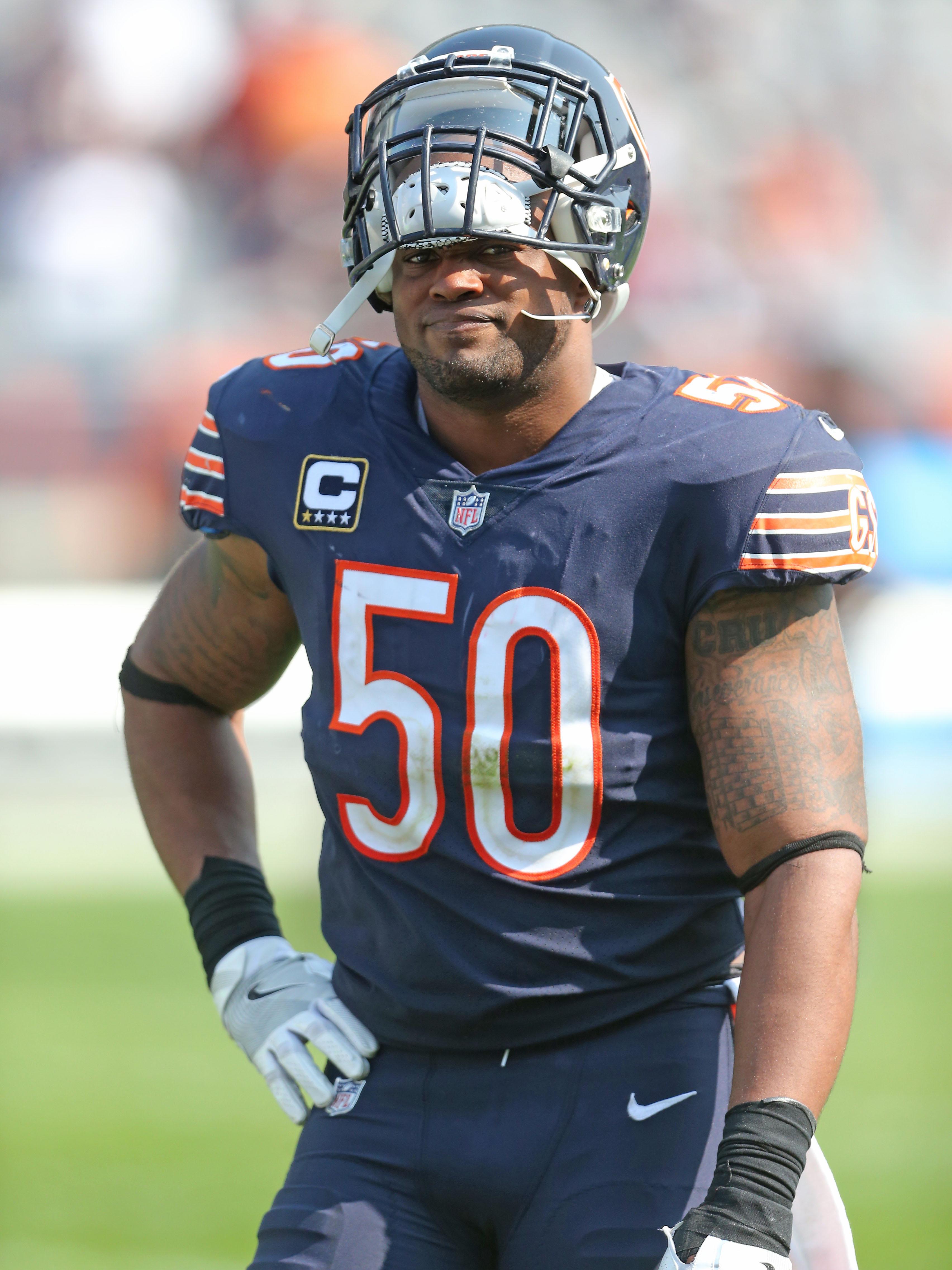 Bears LB Jerrell Freeman Suspended