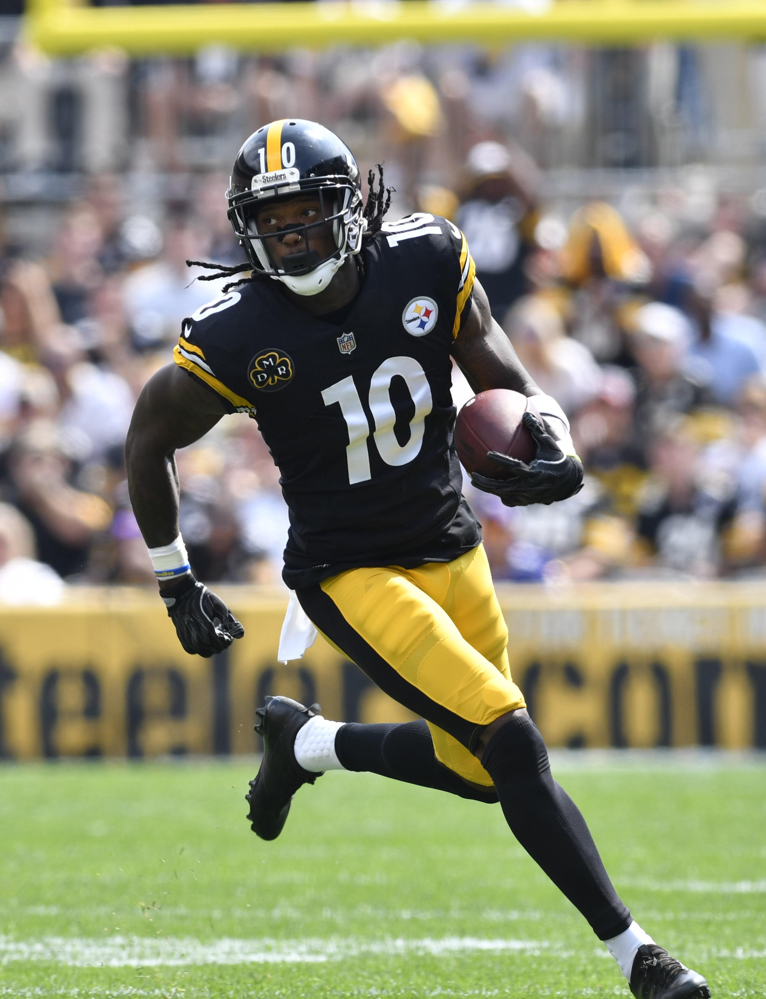 Latest Steelers WR Martavis Bryant
