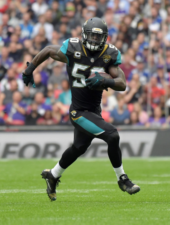 Jaguars Extend LB Telvin Smith