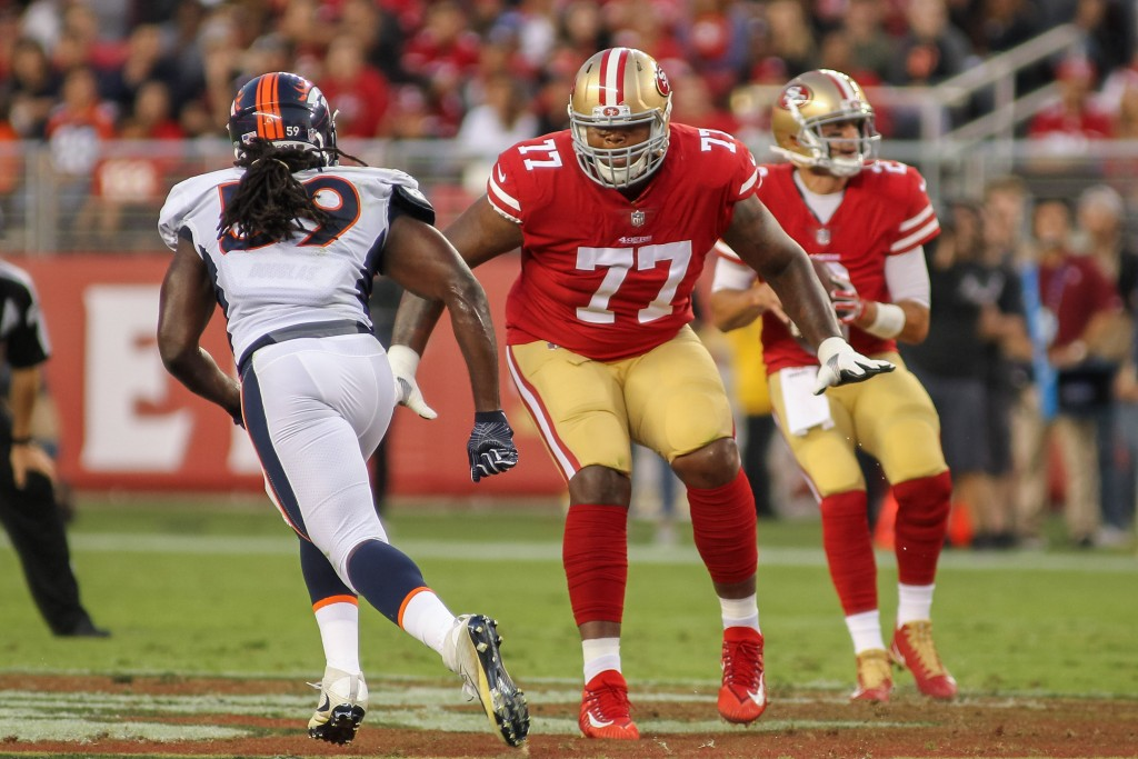 49ers Trade Ot Trent Brown To Patriots
