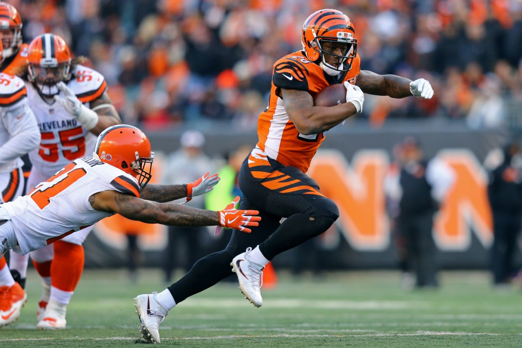 Bengals RB Joe Mixon Suffers Concussion