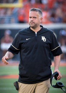 Matt Rhule (Featured)