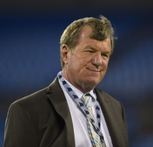 Latest On Panthers GM Marty Hurney, Team's GM Search