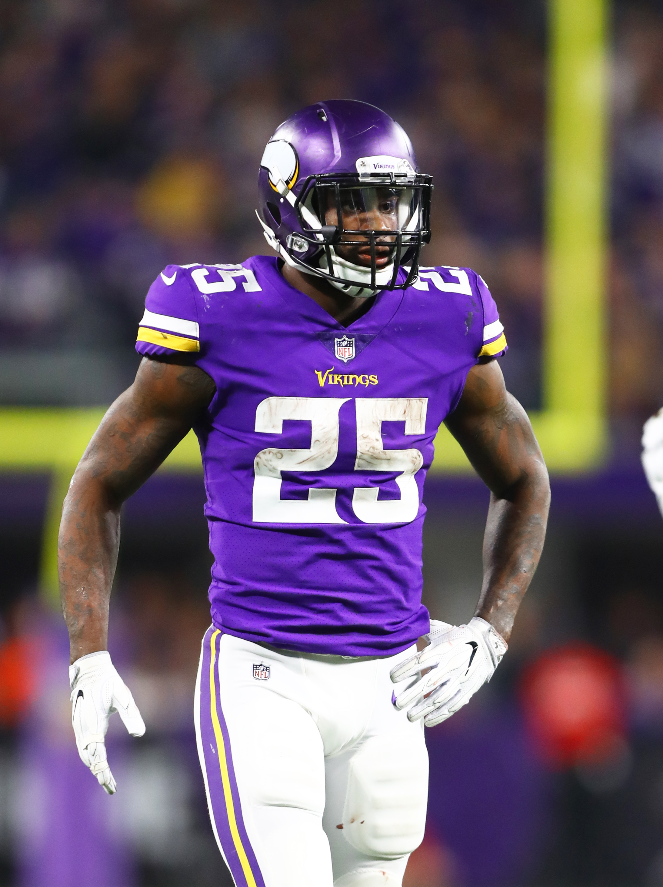Vikings Looking To Restructure RB Latavius Murray's Deal