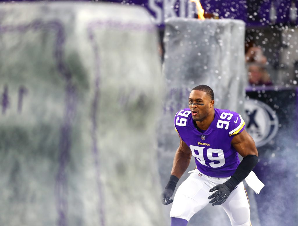 Vikings Danielle Hunter Agree To Extension