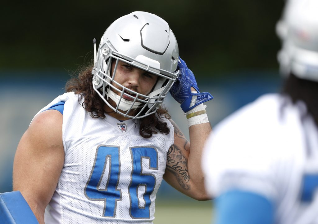 Lions' Nick Bawden Done For Year?