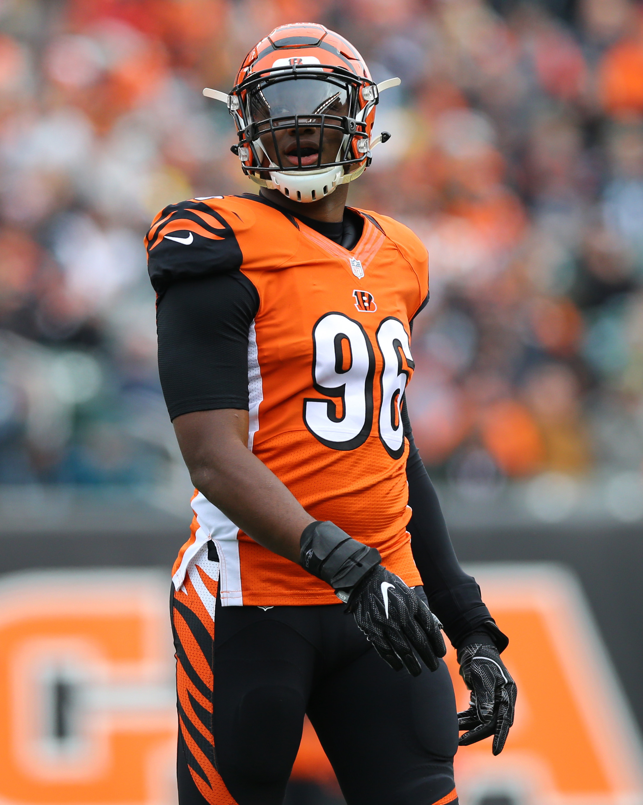 Bengals Trade Carlos Dunlap To Seahawks
