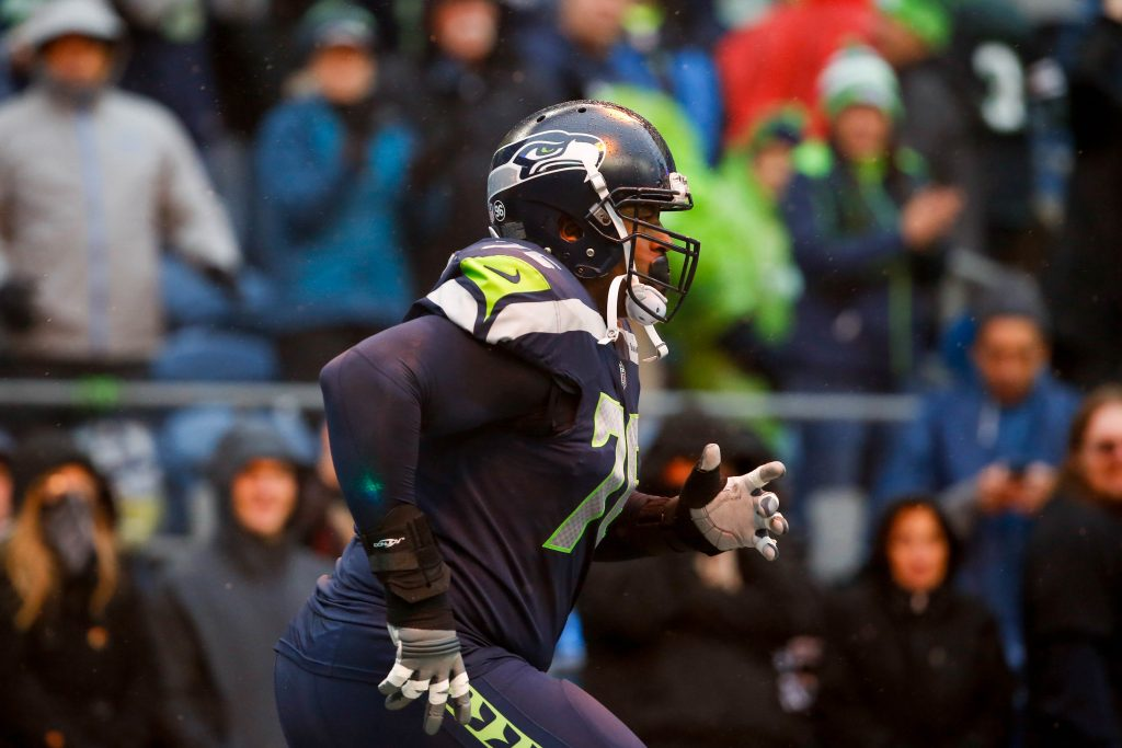 Seahawks OL Duane Brown Back To Full Health