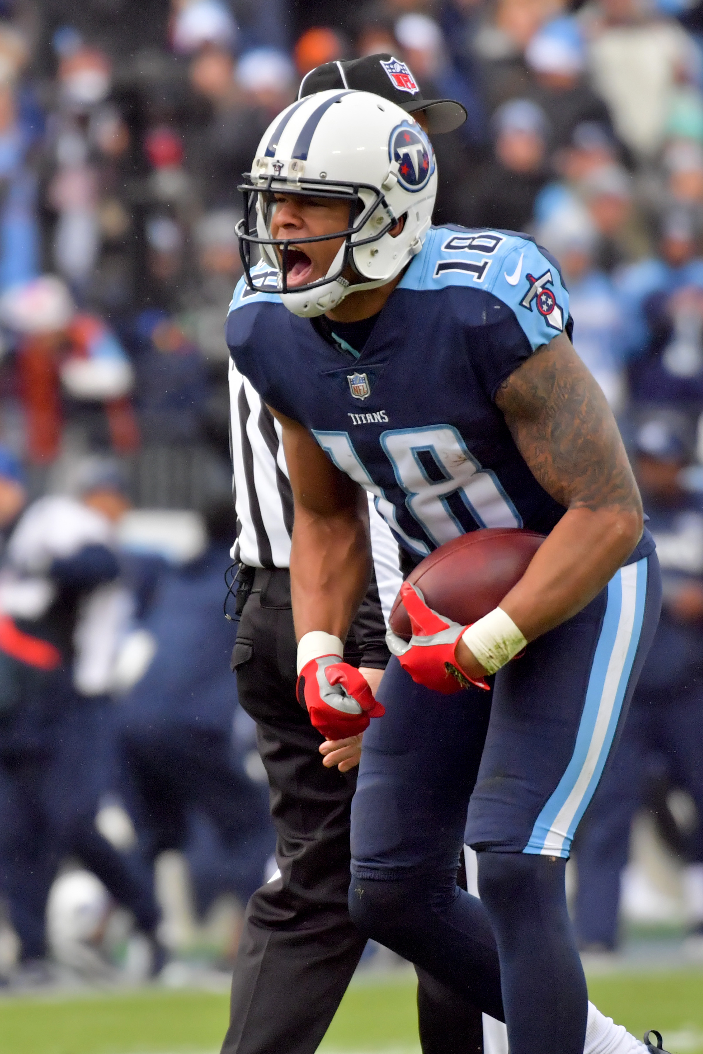 This Date In Transactions History: Titans WR Rishard Matthews ...