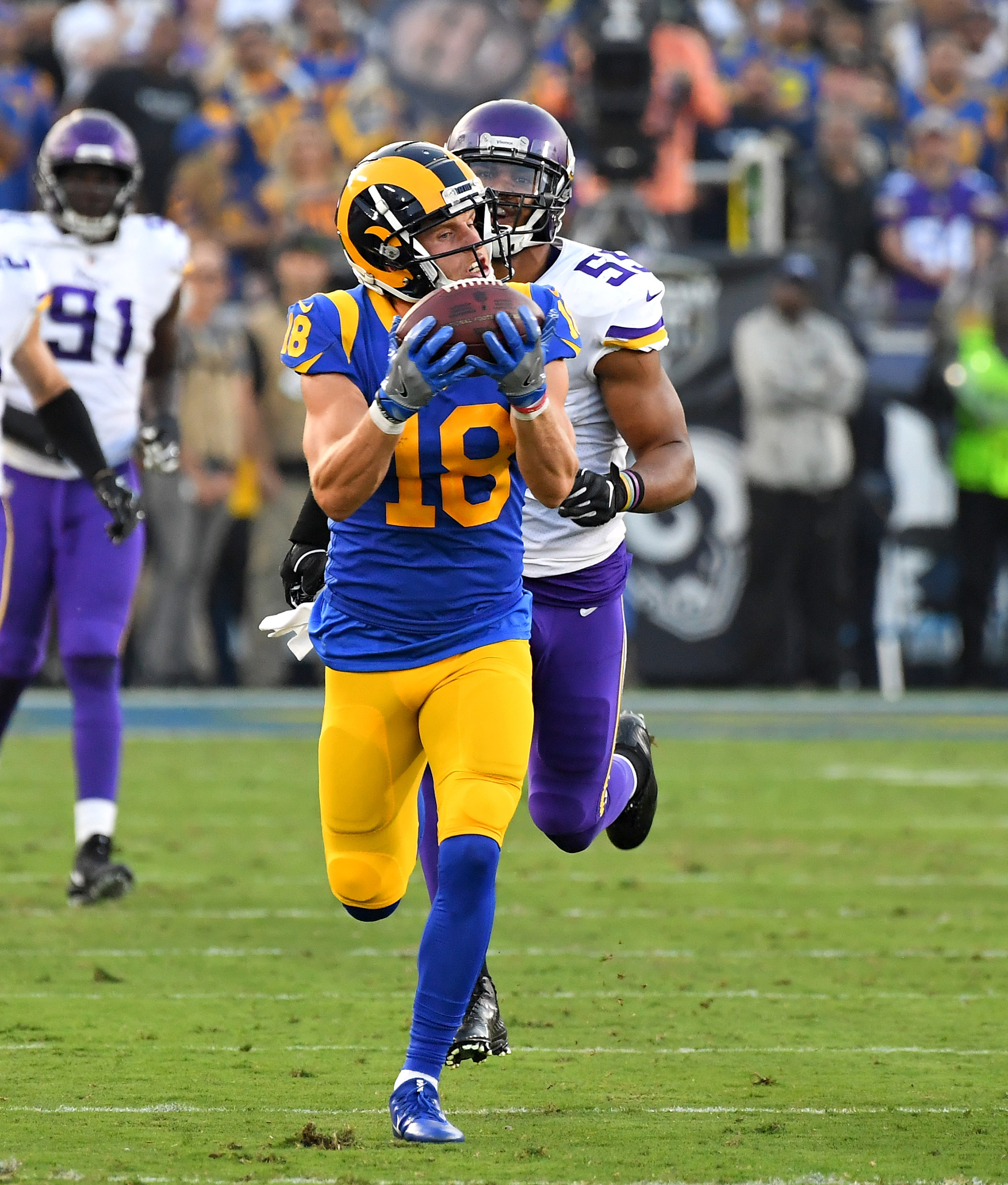 Rams Wr Cooper Kupp Agree To Three Year Deal
