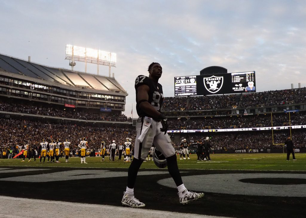 The Oakland Home Of Patrick Printy: Saints To Host Jared Cook