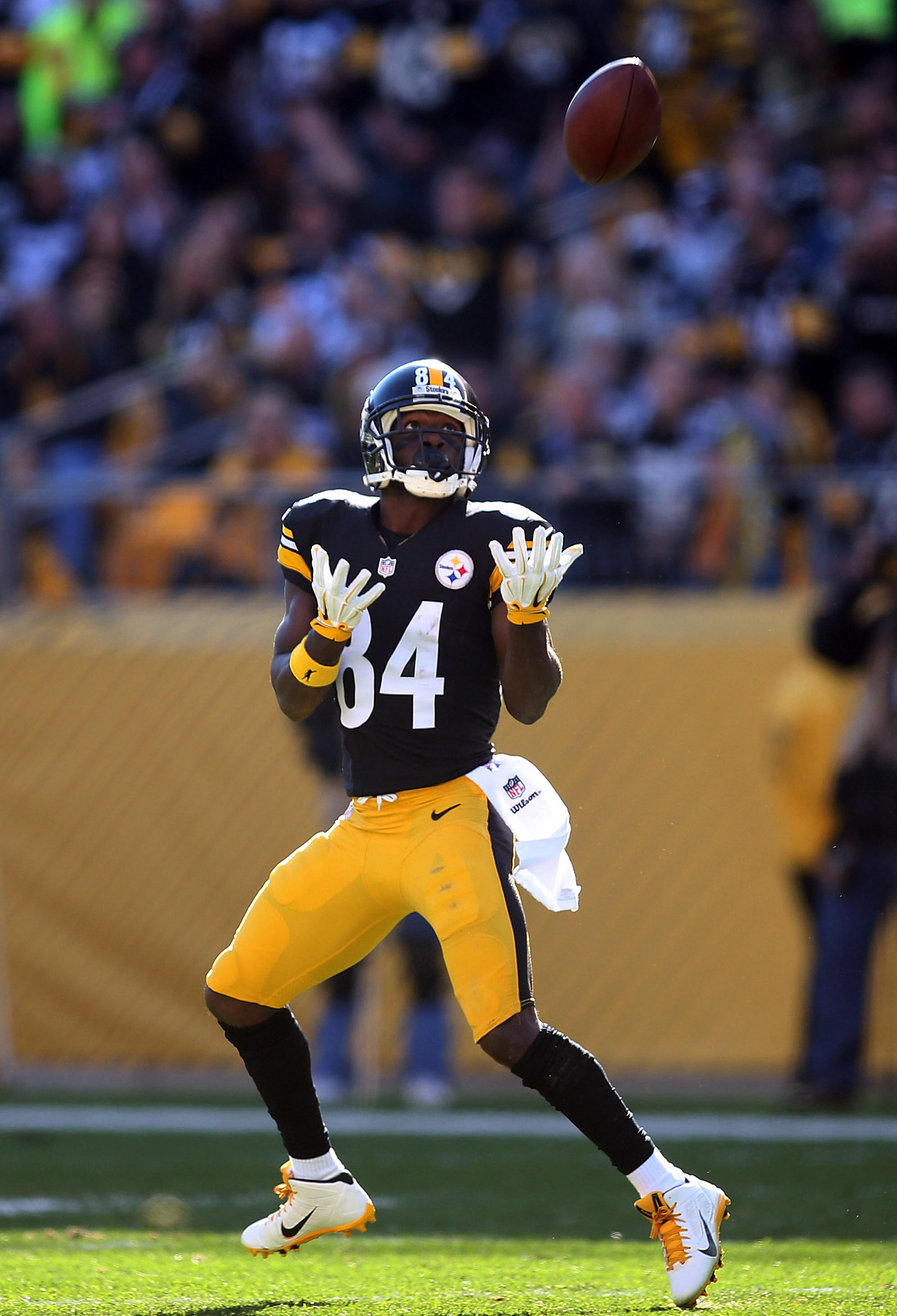 Latest On Steelers Antonio Brown