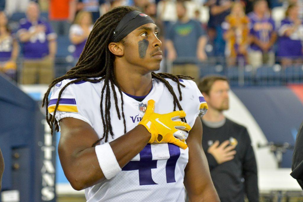 Vikings Pursuing Anthony Harris Extension thumbnail