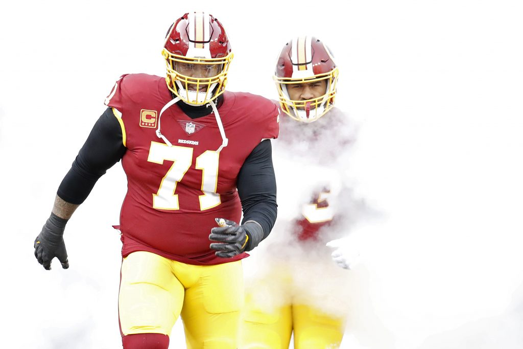 Redskins Discussing Trent Williams Trade With Multiple Teams thumbnail
