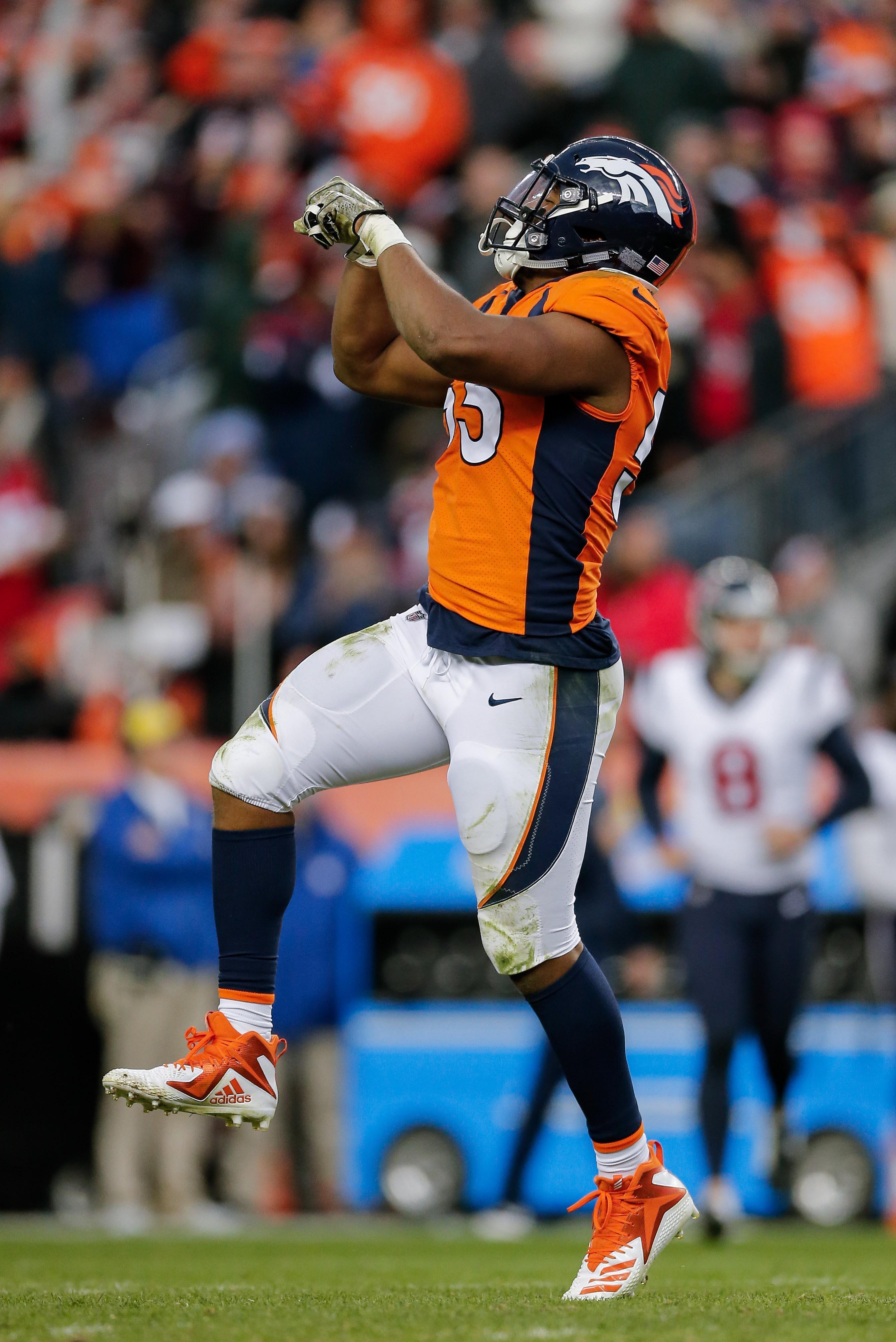 Broncos' Bradley Chubb Suffers Torn ACL