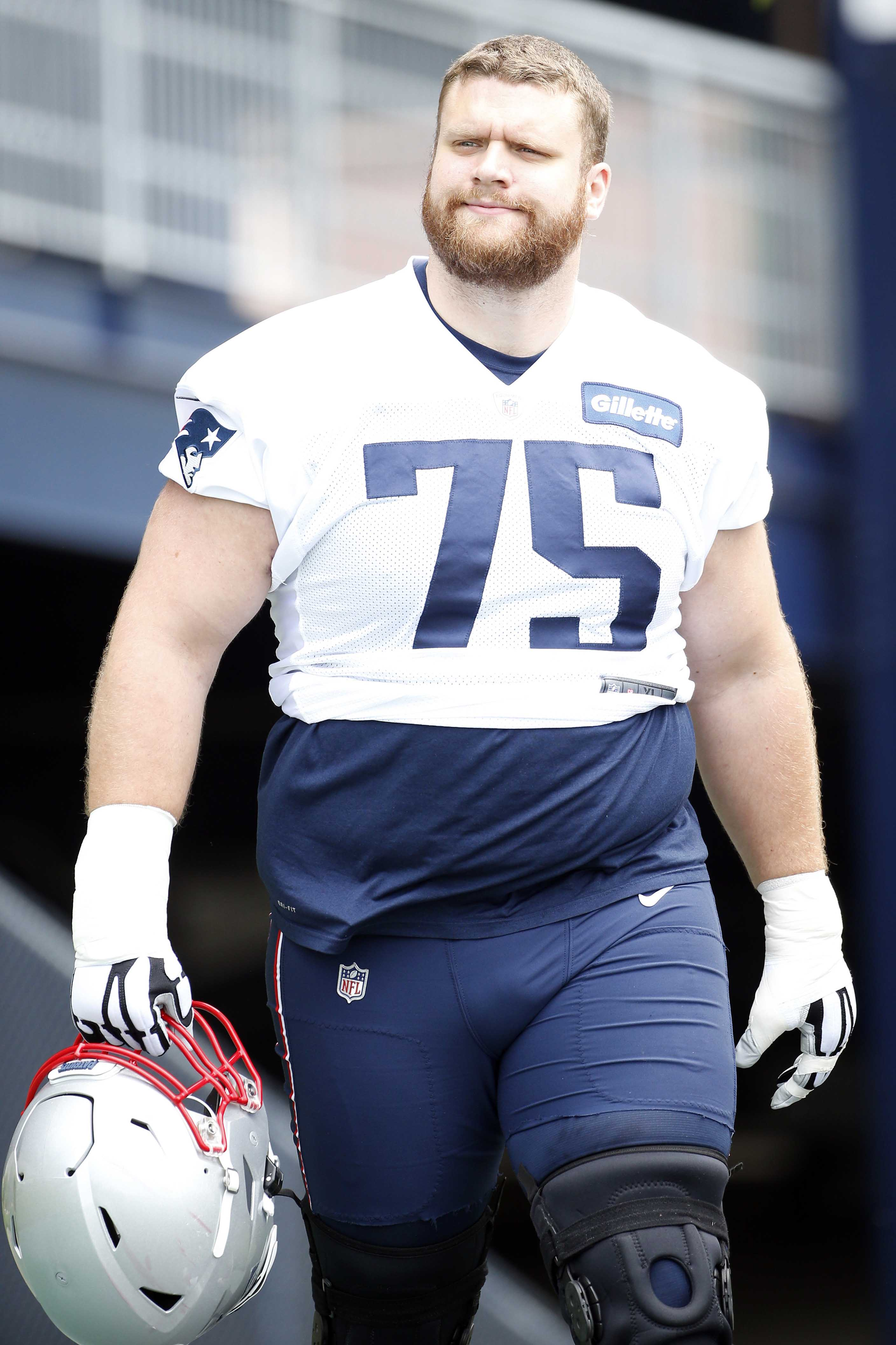 Patriots To Sign Ted Karras