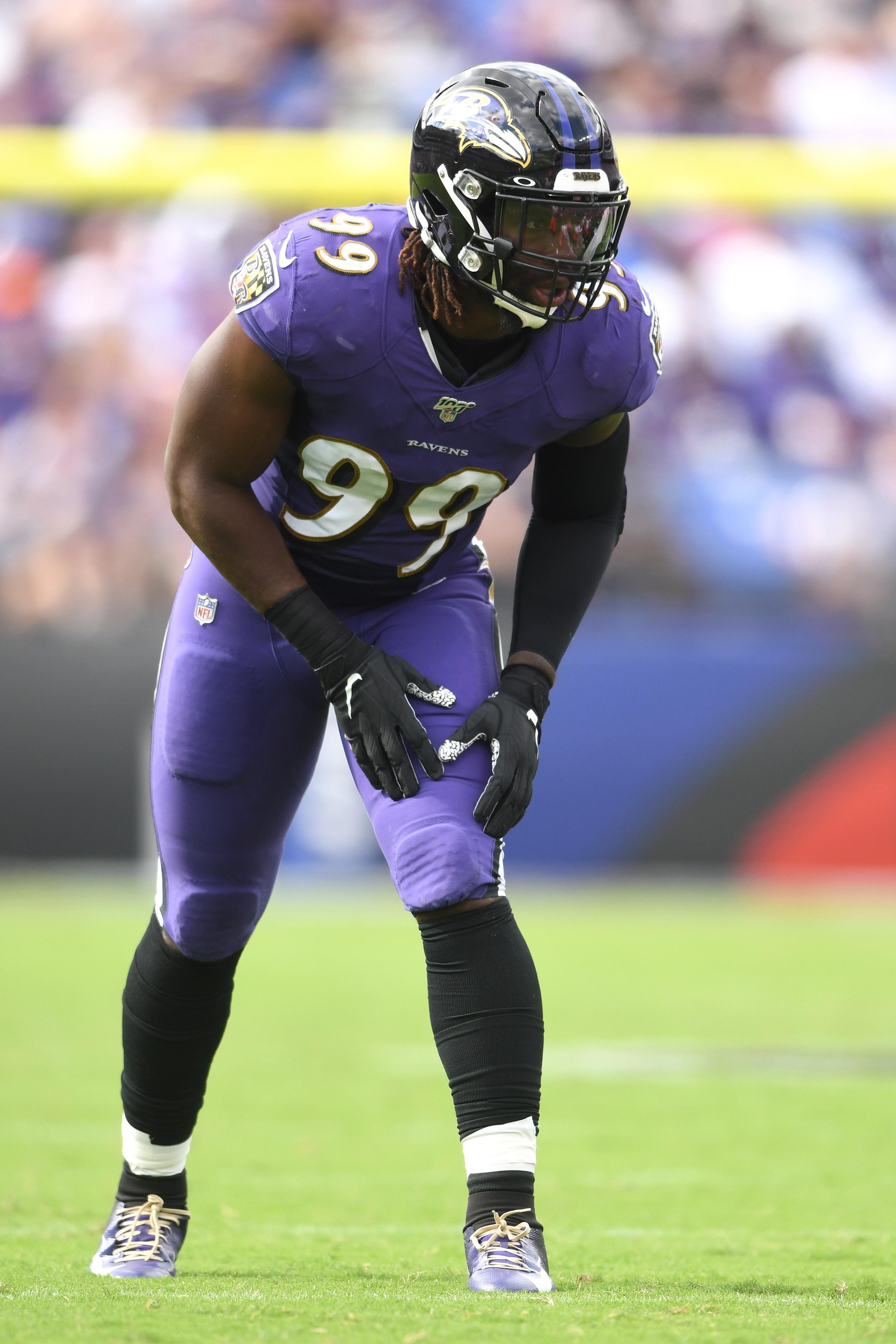 Ravens Use Franchise Tag On Matt Judon