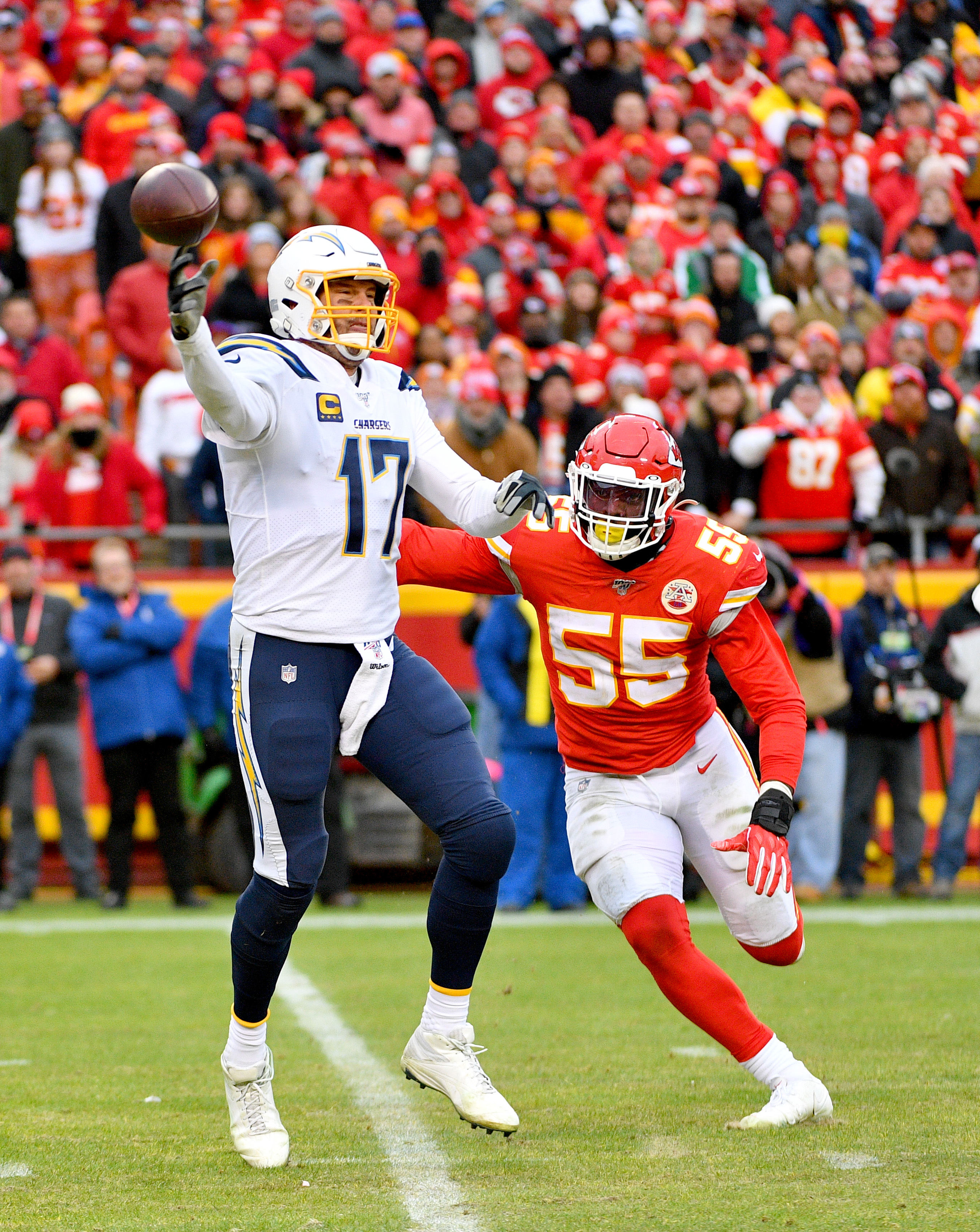 Philip Rivers Not Planning To Retire